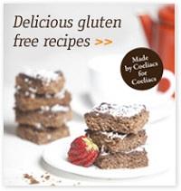 Delicious gluten free recipes